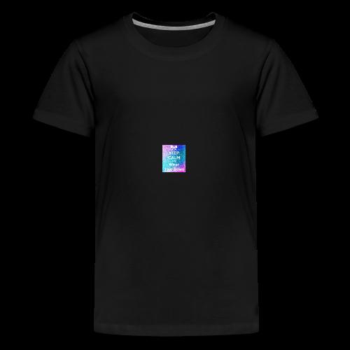 keep calm where jojo bows - Kids' Premium T-Shirt
