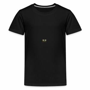 UNDER VLOGS MERCH EXCLUSIVE - Kids' Premium T-Shirt