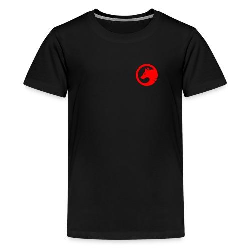 RG logo red - Kids' Premium T-Shirt