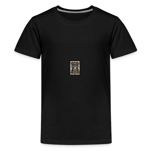 posion label 2 - Kids' Premium T-Shirt