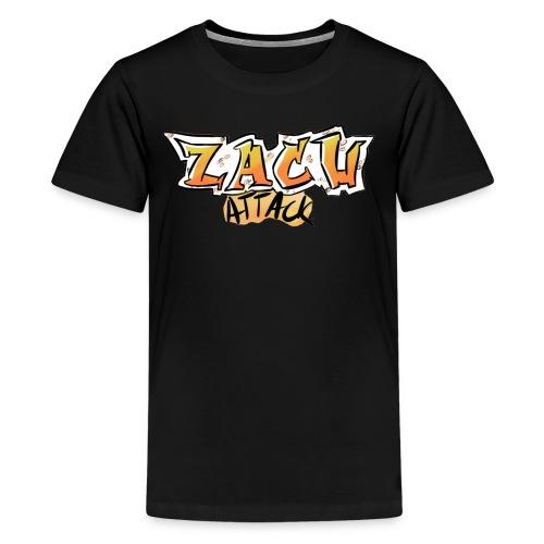 ZachAttack Classic (T-Shirt) - Kids' Premium T-Shirt