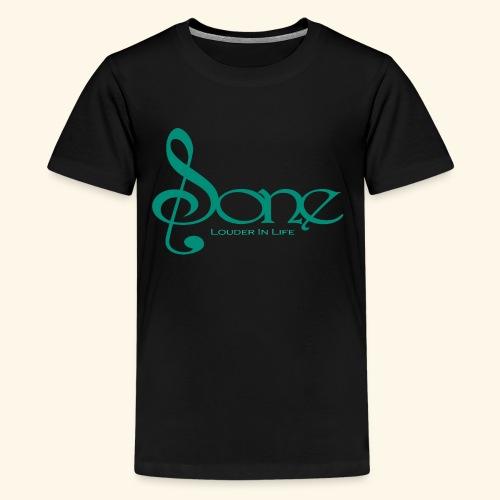Sone Louder In Life - Kids' Premium T-Shirt