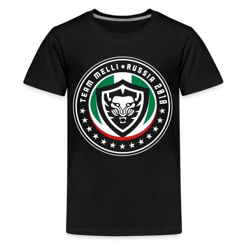 Team Melli Immortals - Kids' Premium T-Shirt