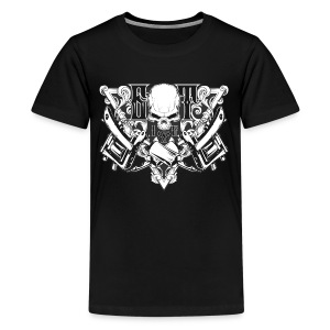 Awesome Got Ink - Tattoo Design, Tattoo - Kids' Premium T-Shirt