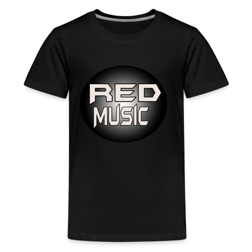 Red Music Logo 2017 - Kids' Premium T-Shirt