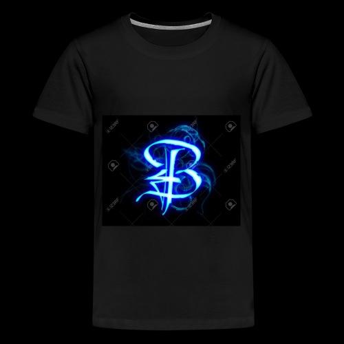 BRANDYNGAMERTV LOGO - Kids' Premium T-Shirt
