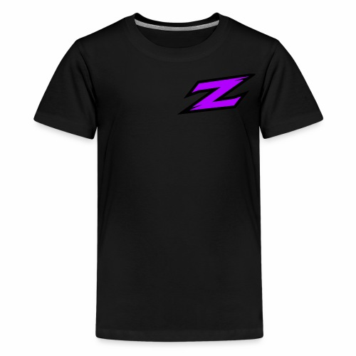 Akron Z logo 2015 - Kids' Premium T-Shirt