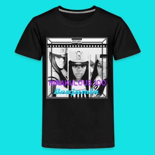 Mirakulous100 Benjamin - Kids' Premium T-Shirt