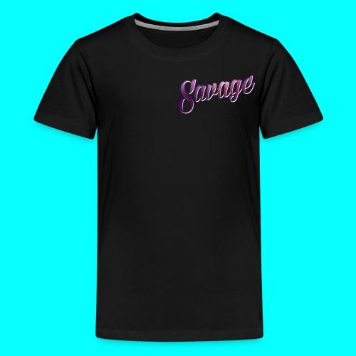 Savage Ware - Kids' Premium T-Shirt