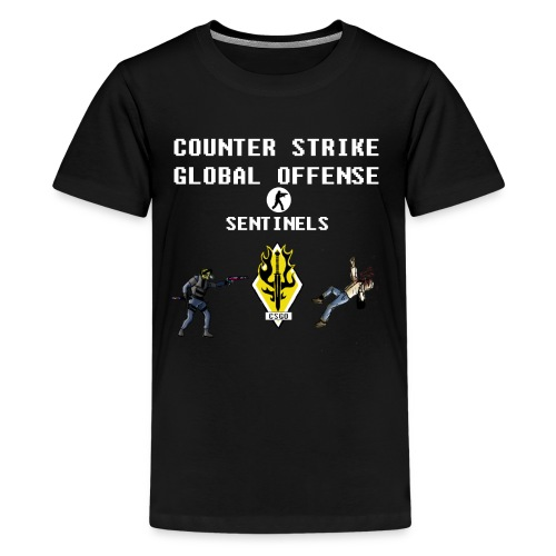 CS:GO Sentinels Spectrum Division - Kids' Premium T-Shirt