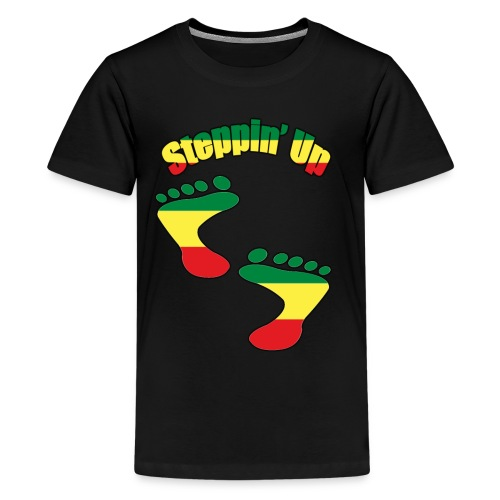 African American Rising T-Shirts And Acessories - Kids' Premium T-Shirt