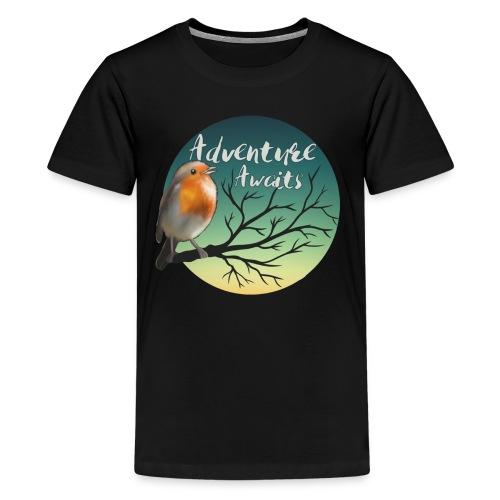 Adventure awaits - Kids' Premium T-Shirt