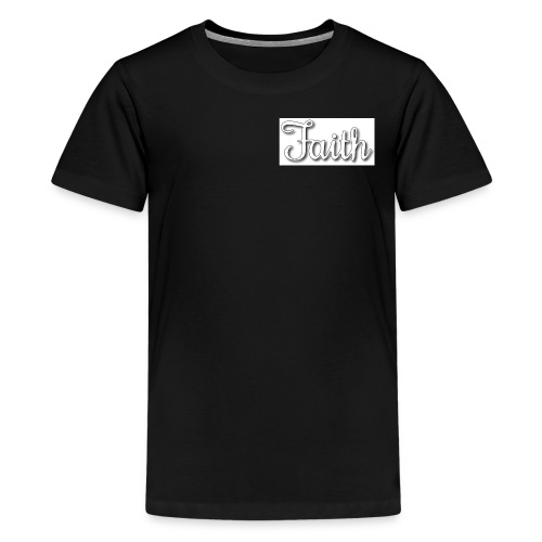 Faith products - Kids' Premium T-Shirt