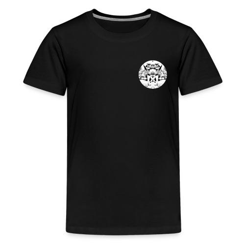 Wavy Design1 - Kids' Premium T-Shirt