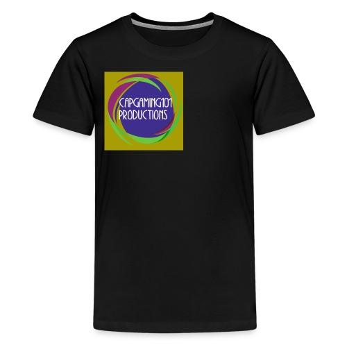Basic Tee-Shirt. With basic logo - Kids' Premium T-Shirt