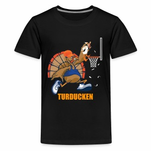 TURDUCKEN - Kids' Premium T-Shirt