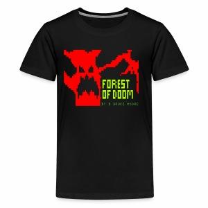 Forest of Doom T-Shirts - Kids' Premium T-Shirt