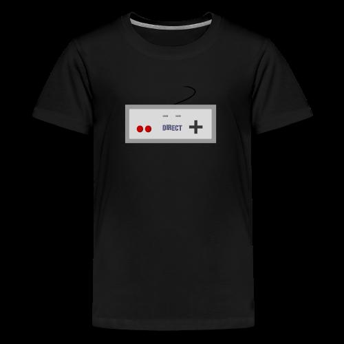 Retro Controller - Kids' Premium T-Shirt