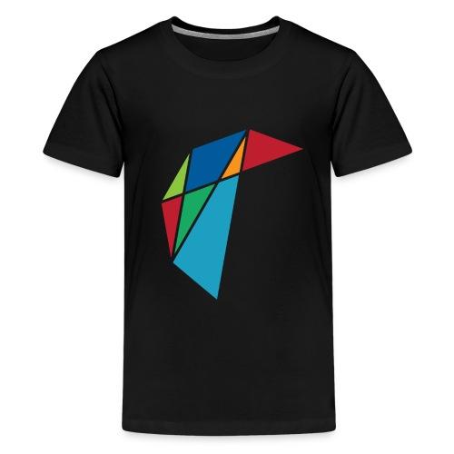 GLARE Logo - Kids' Premium T-Shirt