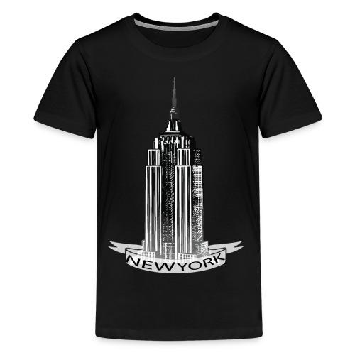 NEW YORK SHIRTS LIMITED - Kids' Premium T-Shirt