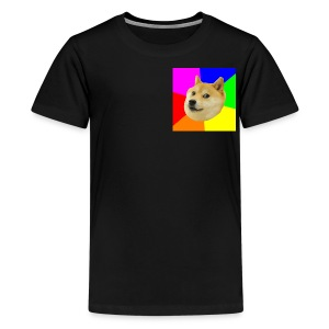 The Doge Games Logo - Kids' Premium T-Shirt
