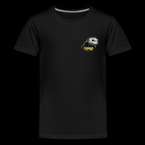 MMB Fire Zombie Turtle! - Kids' Premium T-Shirt