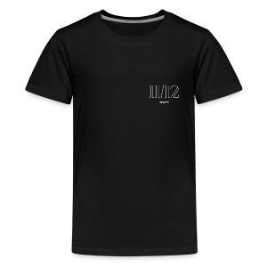 11/12 apparel - Kids' Premium T-Shirt