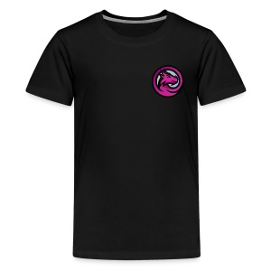 Bevos Apparel for Breast Cancer Support - Kids' Premium T-Shirt