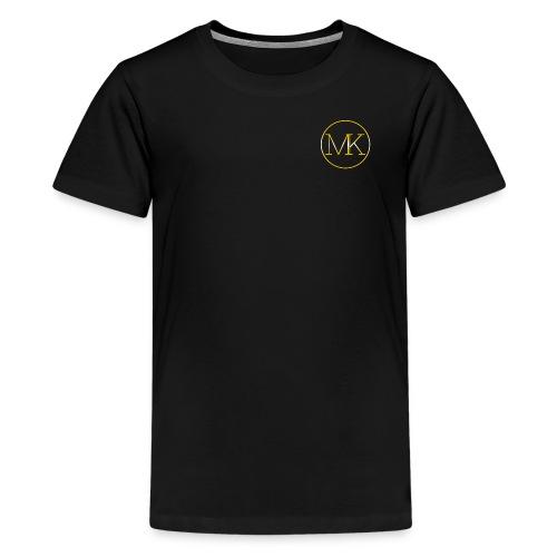 24MK (Black Tee-Shirt) - Kids' Premium T-Shirt