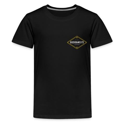 BushBandits Black - Kids' Premium T-Shirt