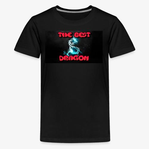 The best dragon - Kids' Premium T-Shirt
