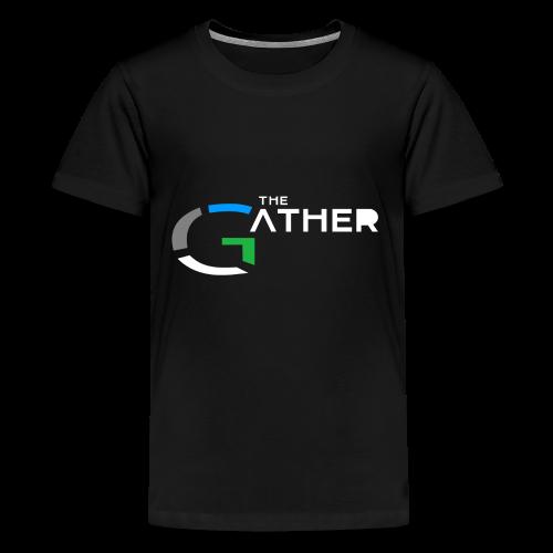 The Gather Logo - Kids' Premium T-Shirt