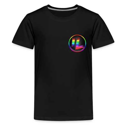Infinite Laggs Logo Merch - Kids' Premium T-Shirt