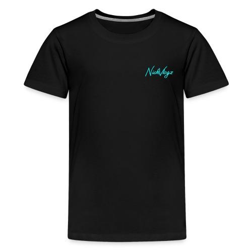 NickVlogz - Kids' Premium T-Shirt
