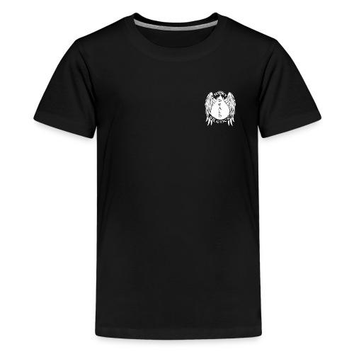 FDTS LOGO White - Kids' Premium T-Shirt