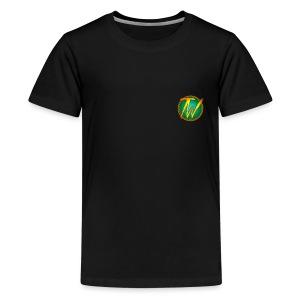 TechWorld 360 Youtube Channel Official merchendise - Kids' Premium T-Shirt
