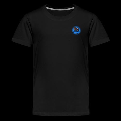 Smaller No Text Logo - Kids' Premium T-Shirt