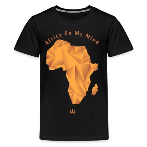 Golden Continent - Kids' Premium T-Shirt