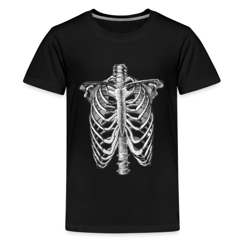lungs bone - Kids' Premium T-Shirt