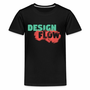 The Designflow Shirt - Kids' Premium T-Shirt