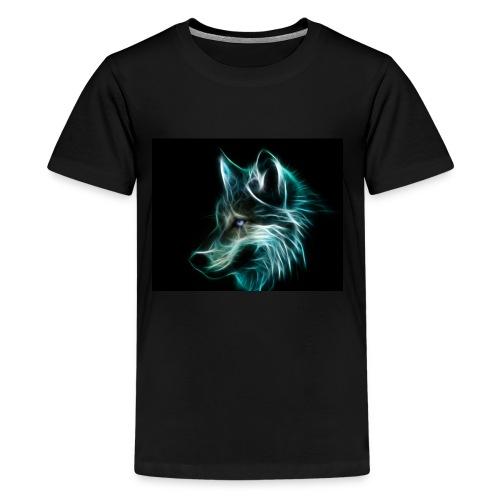 WolfShock - Kids' Premium T-Shirt
