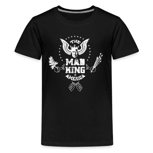Mad King USA - Kids' Premium T-Shirt