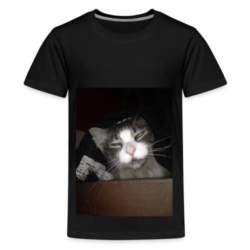 My Cat Melvin - Kids' Premium T-Shirt