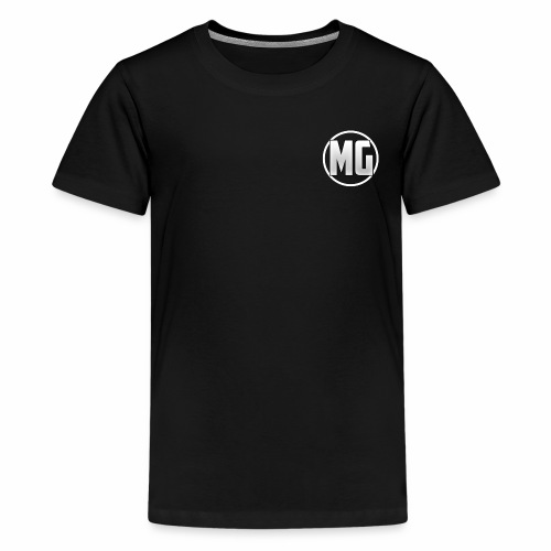 Logo for merch with circle - Kids' Premium T-Shirt
