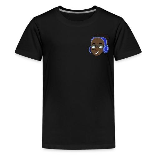 Logo Transparent - Kids' Premium T-Shirt