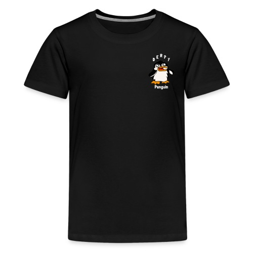 Derps merch - Kids' Premium T-Shirt