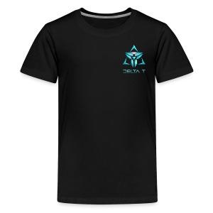 Delta T new Logo - Kids' Premium T-Shirt