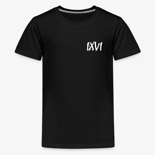 Romans 1:16 (Deluxe I:XVI Edition) - Kids' Premium T-Shirt