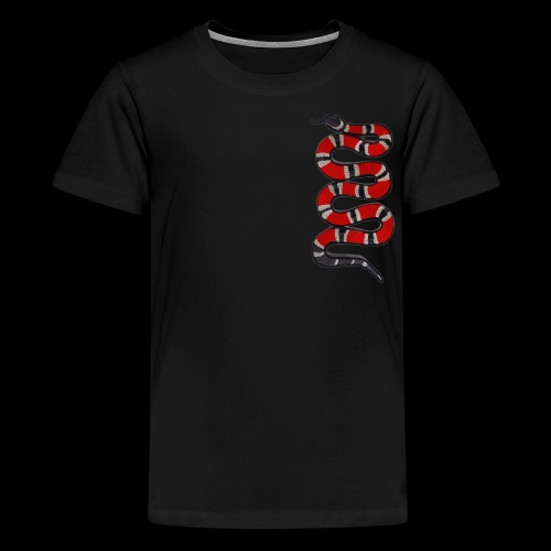 Fye Snake - Kids' Premium T-Shirt