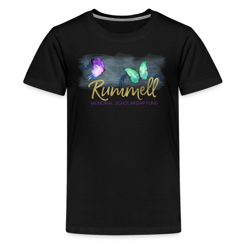 Rummell Memorial Scholarship Fund - Kids' Premium T-Shirt